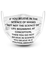 IF-YOU-BELIEVE-IN-THE-SCIENCE-OF-MASKS-BUT-NOT-THE Masks tile