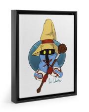 Limited-Edition-00412 11x14 Black Floating Framed Canvas Prints front