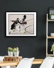 Limited edition 00261 14x11 Black Floating Framed Canvas Prints aos-floating-framed-canvas-pgw-14x11-black-lifestyle-front-03