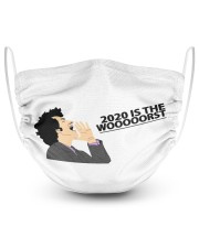Limited-Edition-000374 2 Layer Face Mask - Single front