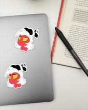 grumpy-moxxie-sticker Sticker - 2 pack (Vertical) aos-sticker-2-pack-vertical-lifestyle-front-19