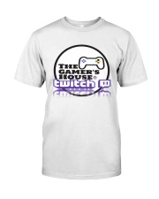 Twitch The Gamers House Classic T-Shirt front