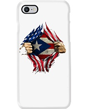 NC - Puerto Ricans blood inside me Phone Case thumbnail