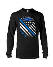 CHEVY Long Sleeve Tee front