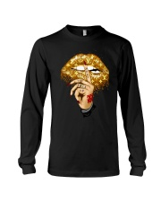 SHUT THE UP Long Sleeve Tee front
