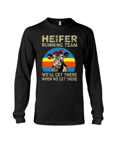 HEIFER RUNNING TEAM
