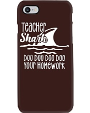 Doo Doo Your Home Work Phone Case tile
