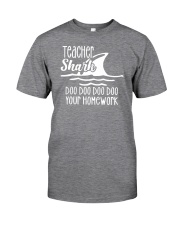 Doo Doo Your Home Work Classic T-Shirt thumbnail