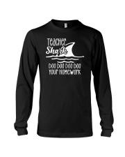 Doo Doo Your Home Work Long Sleeve Tee thumbnail