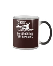Doo Doo Your Home Work Color Changing Mug thumbnail