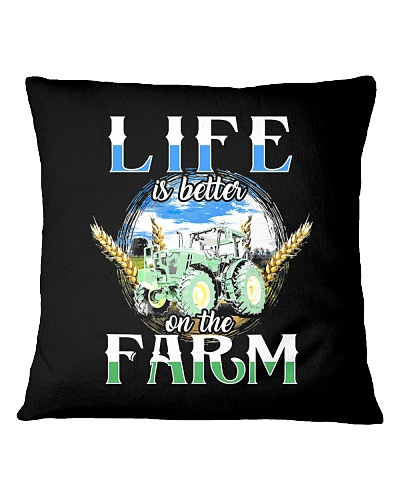 Farmer Life Is Better On The Farm