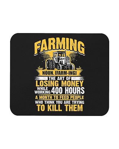 Farmer Farming Definition