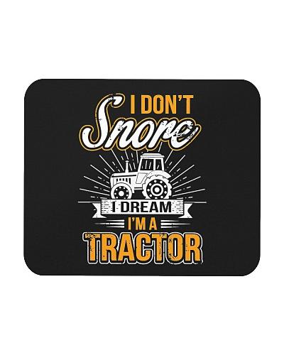 I Dream I Am A Tractor