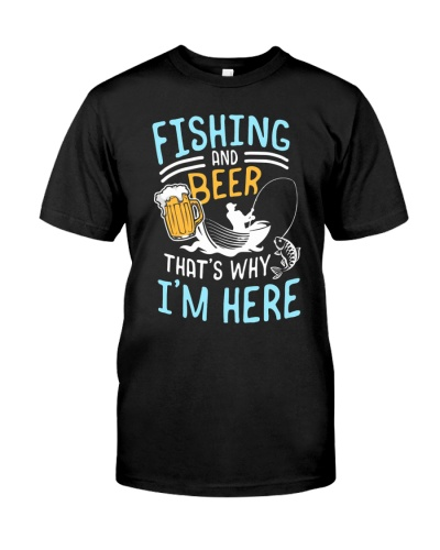 Fisher Fishing And Beers