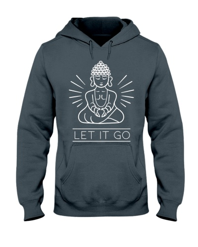 Meditation Yoga Buddah Let It Go