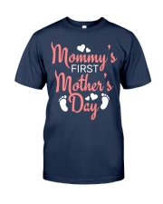 Mommy's First Mothers Day Classic T-Shirt thumbnail