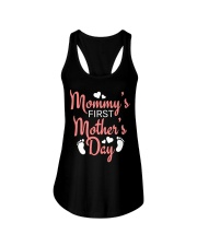 Mommy's First Mothers Day Ladies Flowy Tank thumbnail