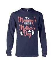 Mommy's First Mothers Day Long Sleeve Tee thumbnail