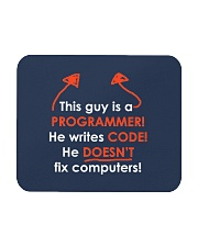 This Guy Is A Programmer Mousepad thumbnail