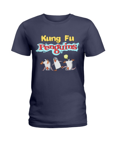 Kung Fu Penguins