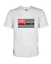 CNN Bois V-Neck T-Shirt thumbnail