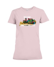 Killdozer Become Ungovernable Premium Fit Ladies Tee thumbnail