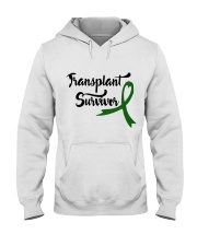 Transplant Survivor Hooded Sweatshirt thumbnail