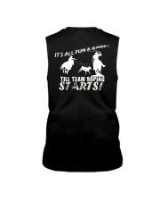 Team Roping T-Shirt Sleeveless Tee thumbnail