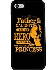 Father and Daughter Love Phone Case thumbnail