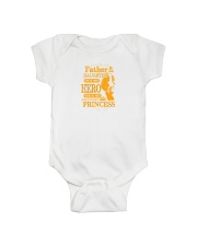 Father and Daughter Love Onesie thumbnail
