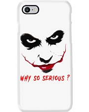 why So Serious  Phone Case tile