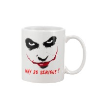why So Serious  Mug tile