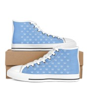 Lovely Women Shoes Women's High Top White Shoes thumbnail