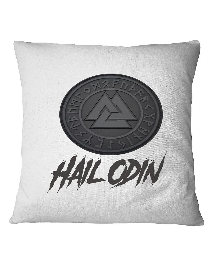 Hail odin mug  Square Pillowcase