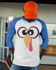 chicken face Baseball Tee apparel-baseball-tee-lifestyle-09