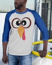 chicken face Baseball Tee apparel-baseball-tee-lifestyle-12