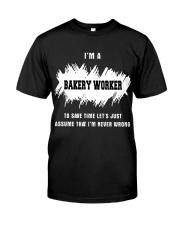 TEE BAKERY WORKER Premium Fit Mens Tee thumbnail