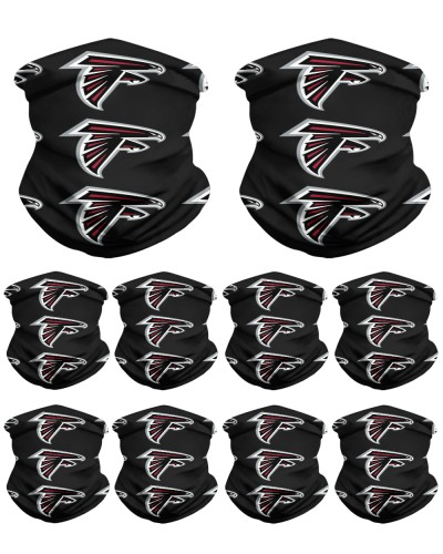 Atlanta Falcons face mask