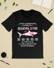 Grandma Shark Classic T-Shirt lifestyle-mens-crewneck-front-19