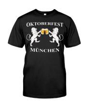 Oktoberfest Classic T-Shirt front
