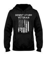 Desert Storm Veteran Hooded Sweatshirt tile