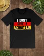 I don't give a Schnitzel Classic T-Shirt lifestyle-mens-crewneck-front-18