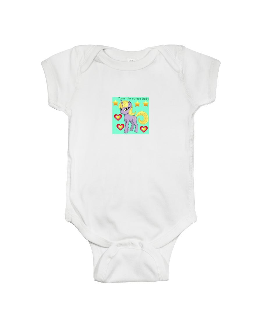 Unicorn- The Cutest Baby Onesie
