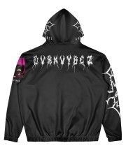 DV4L Unapologetically Different   Men's All Over Print Hoodie back