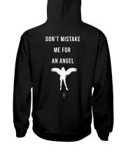 I'm The Demoness  Hooded Sweatshirt back