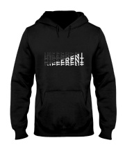 More Different Than Many  Hooded Sweatshirt front