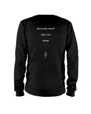 More Different Than Others Long Sleeve Tee back