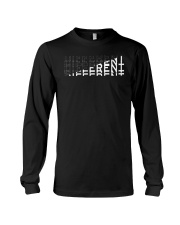 More Different Than Others Long Sleeve Tee front