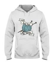 Knitting Hooded Sweatshirt thumbnail