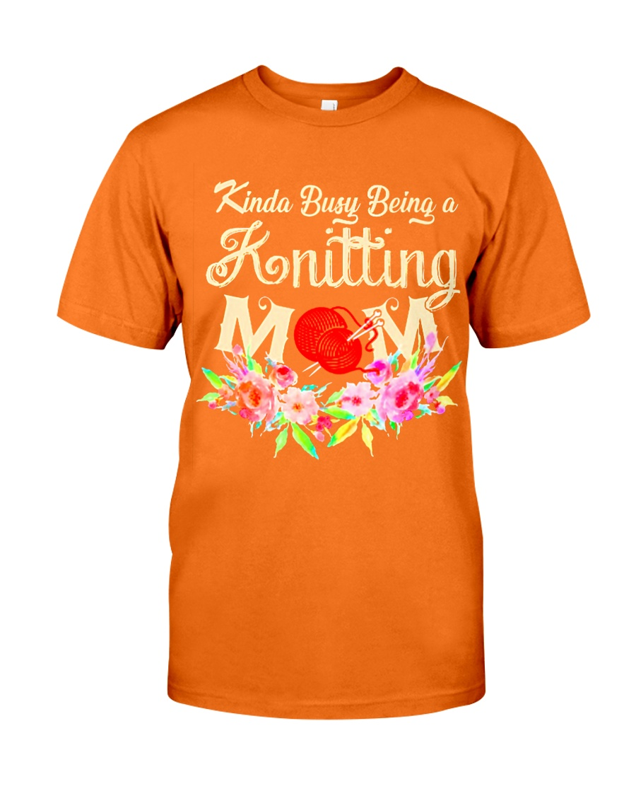 Knitting Classic T-Shirt